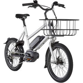ORBEA Katu-E 10 E-citybike sølv